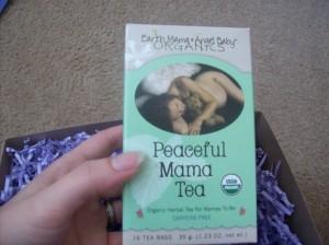 Earth Mama Angel Baby Tea