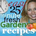 Fresh Garden Recipes from Peakability