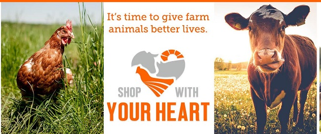 Post image of Shop With Heart and Make Lives Better for Animals