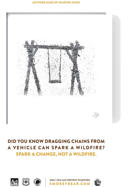 Post image of Preventing Wildfires with Smokey The Bear
