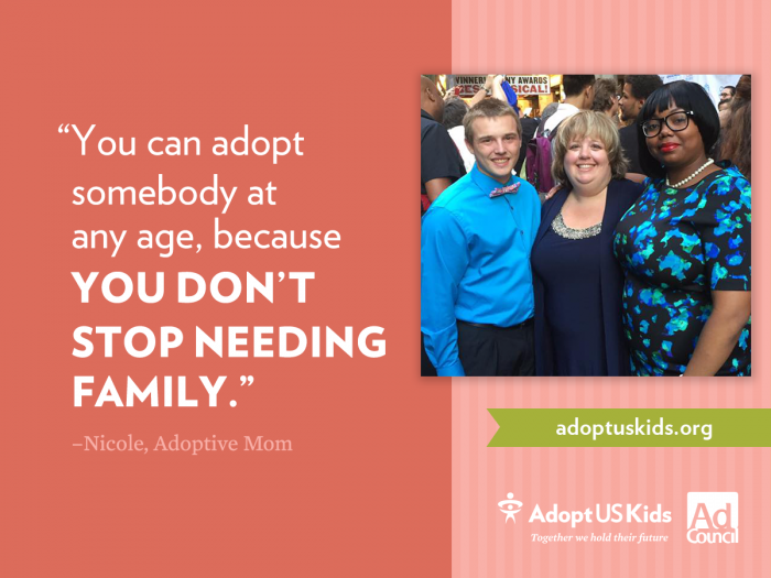 Post image of Give Someone a Family Through Adoption