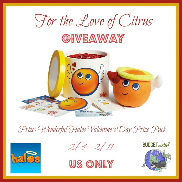 For the Love of Citrus Giveaway